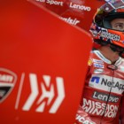 MotoGP日本GP初日のフリープラクティスで、ドヴィツィオーゾが4番手、ペトルッチが8番手タイムを記録
