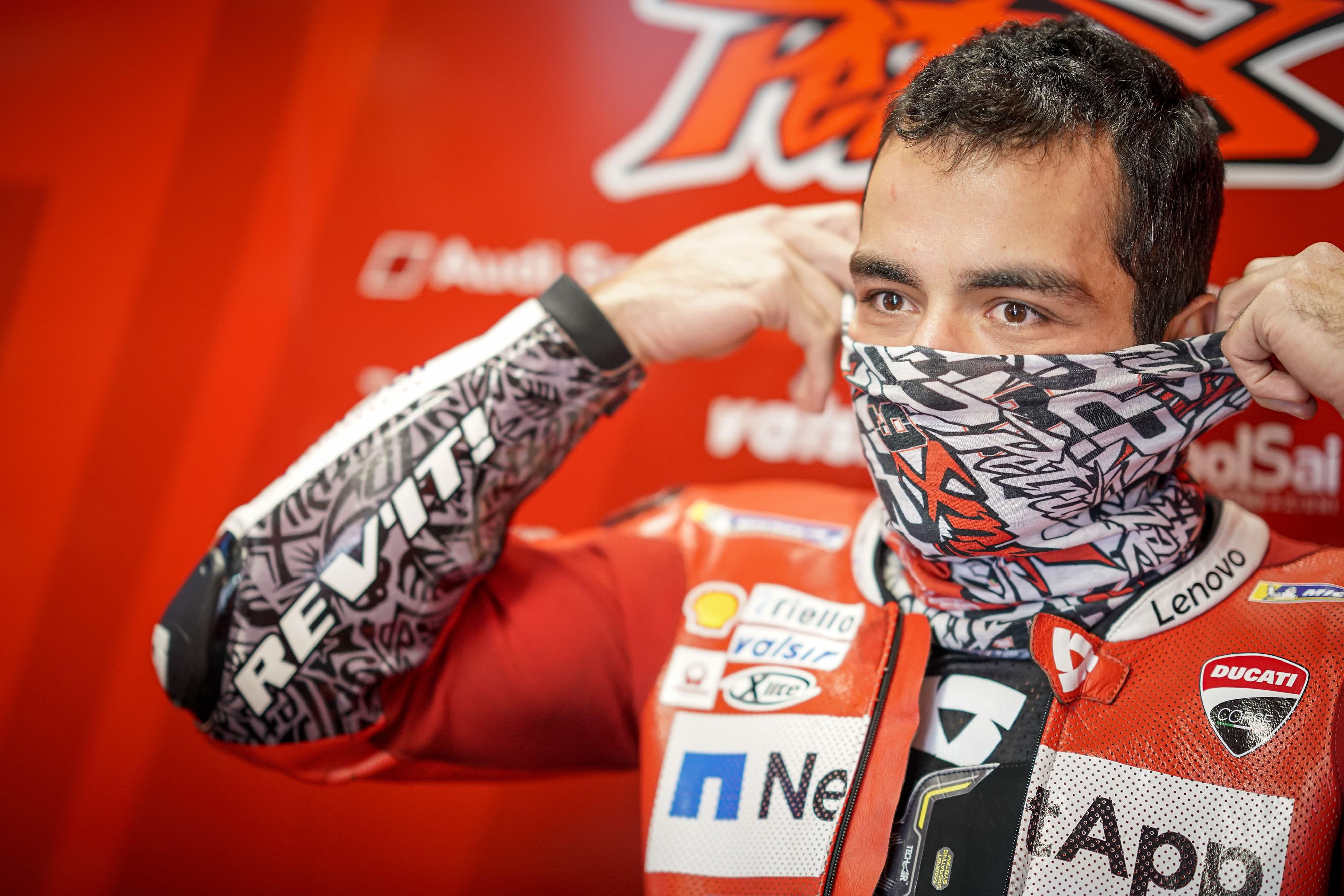 MotoGP2019オーストラリアGP ペトルッチ「バイクのコントロールが実に難しかった」
