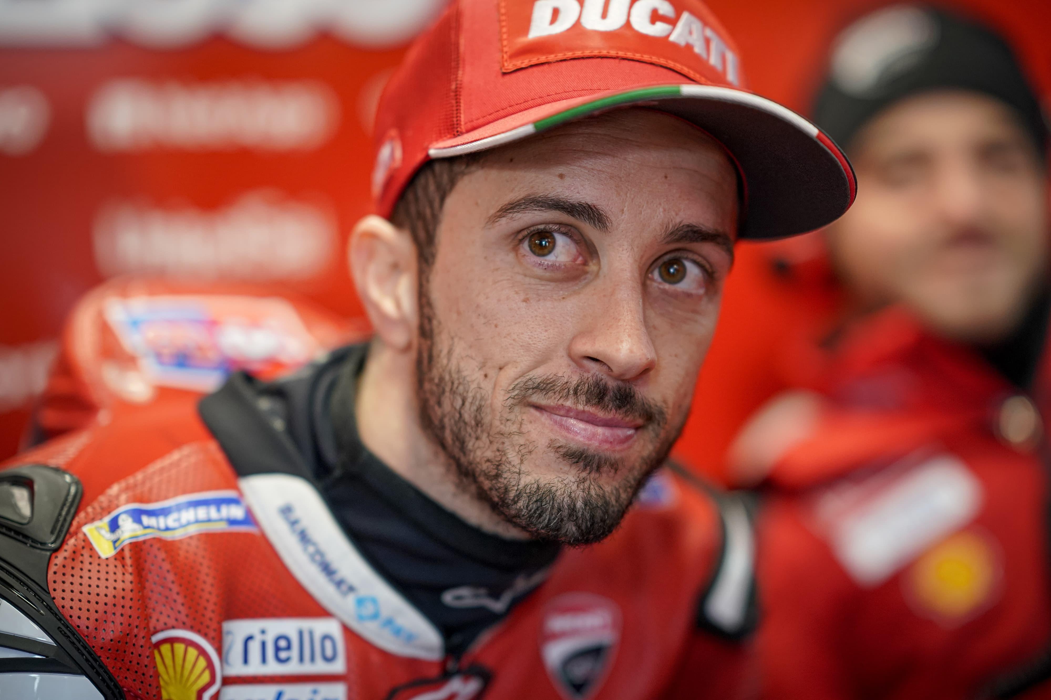 MotoGP2019オーストラリアGP ドヴィツィオーゾ「明日は問題なく走れることを願う」