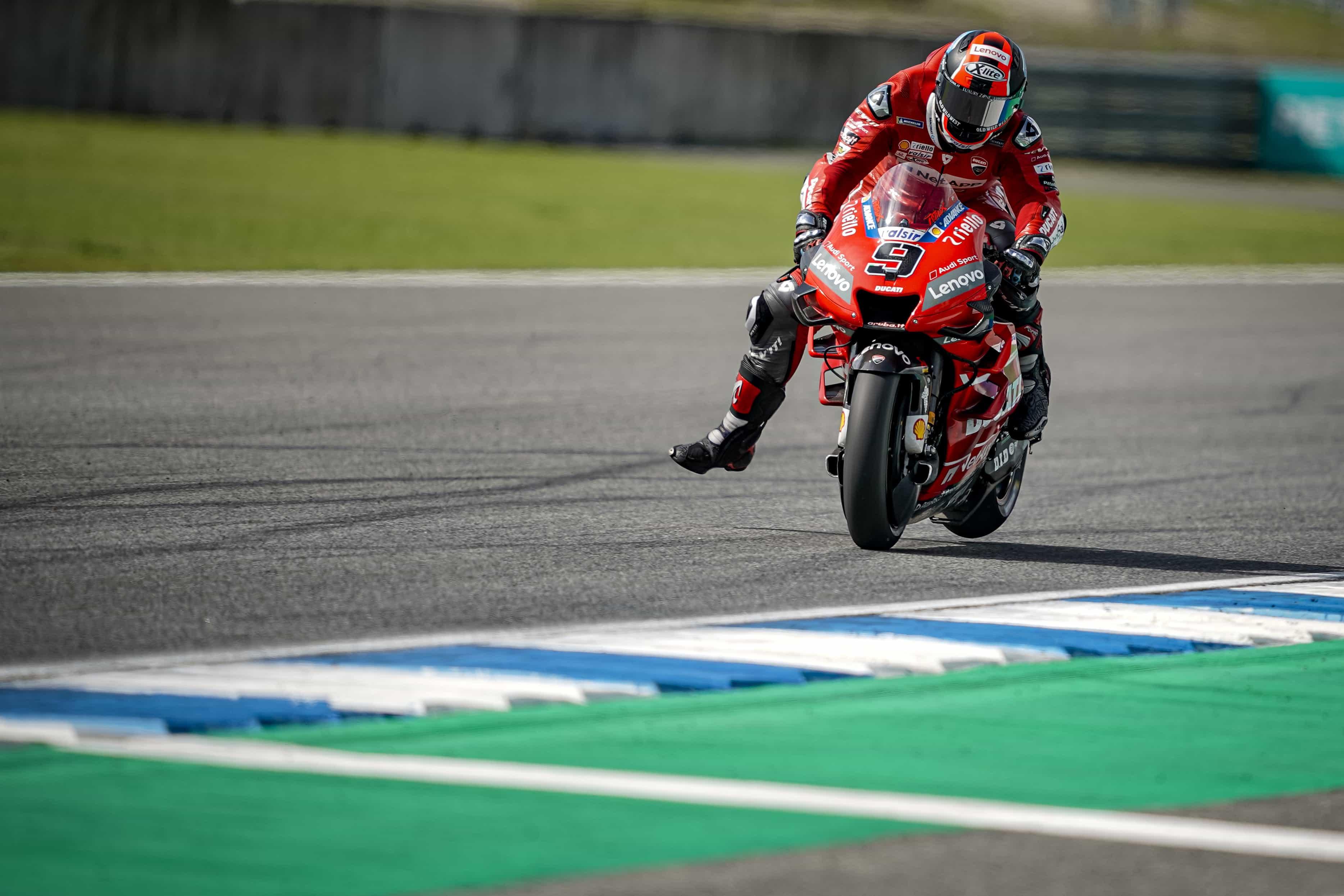 MotoGP2019タイGP 予選5位ペトルッチ「ようやく良い予選走行が出来た」