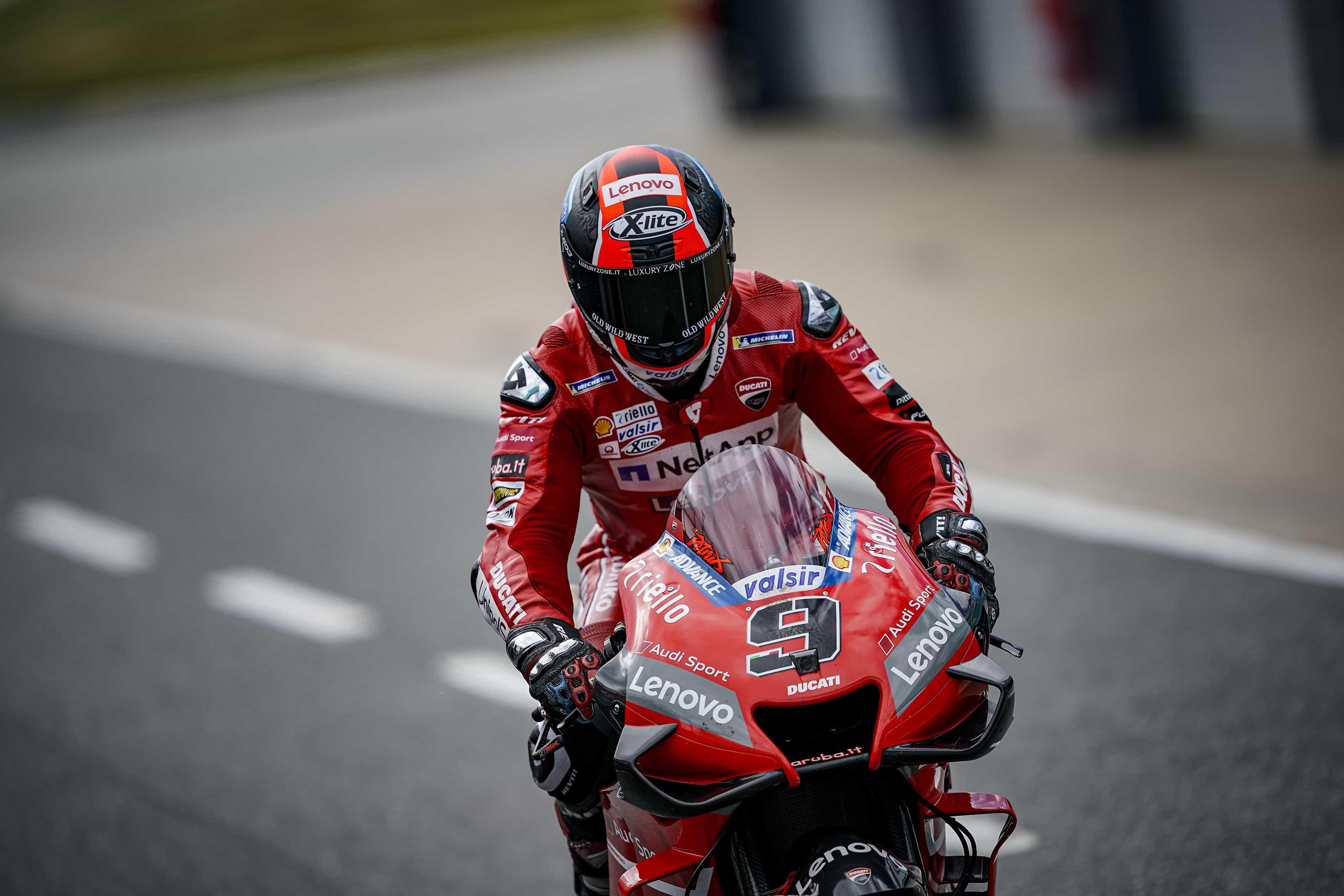 MotoGP2019マレーシアGP ペトルッチ「問題なくレース出来ることを願っている」