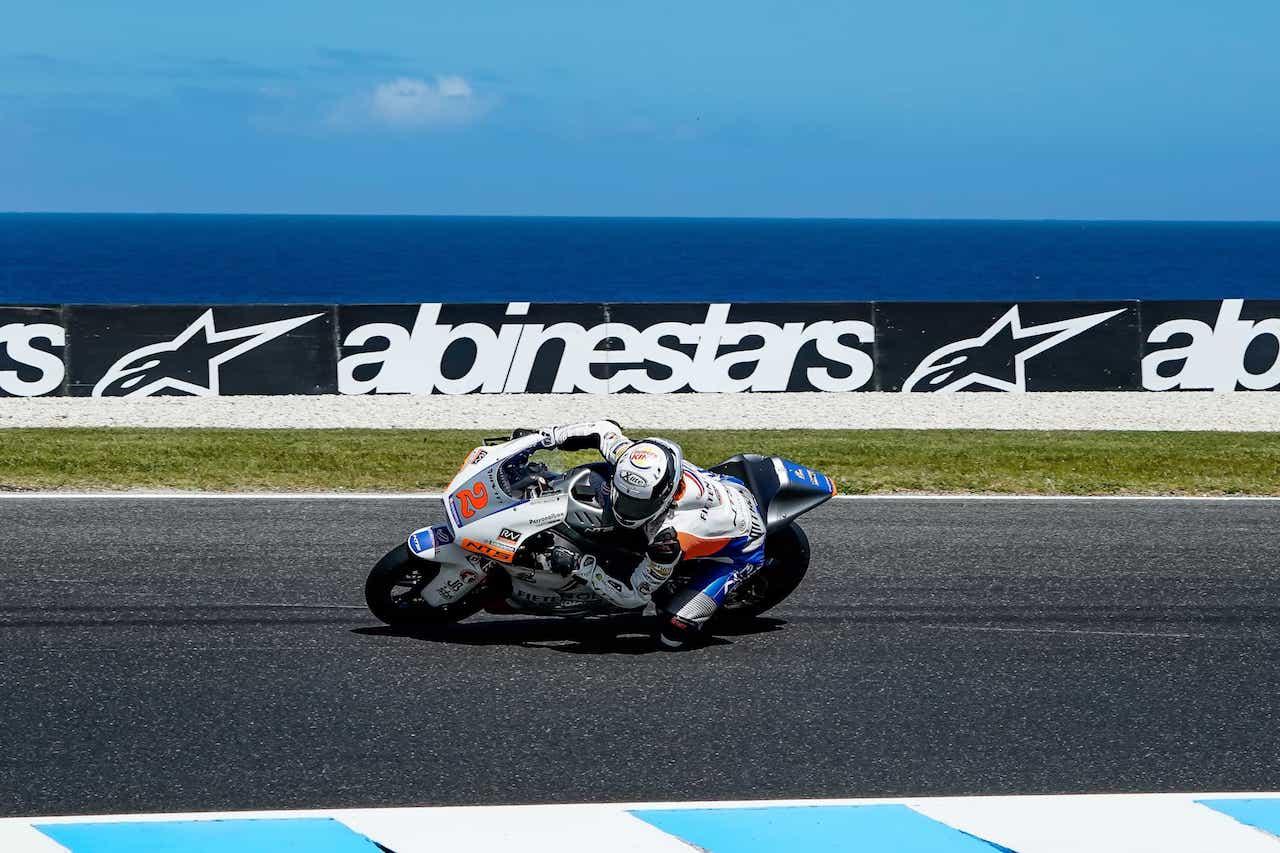 NTS RW Racing GP オーストラリアGP 公式練習1、公式練習2レポート