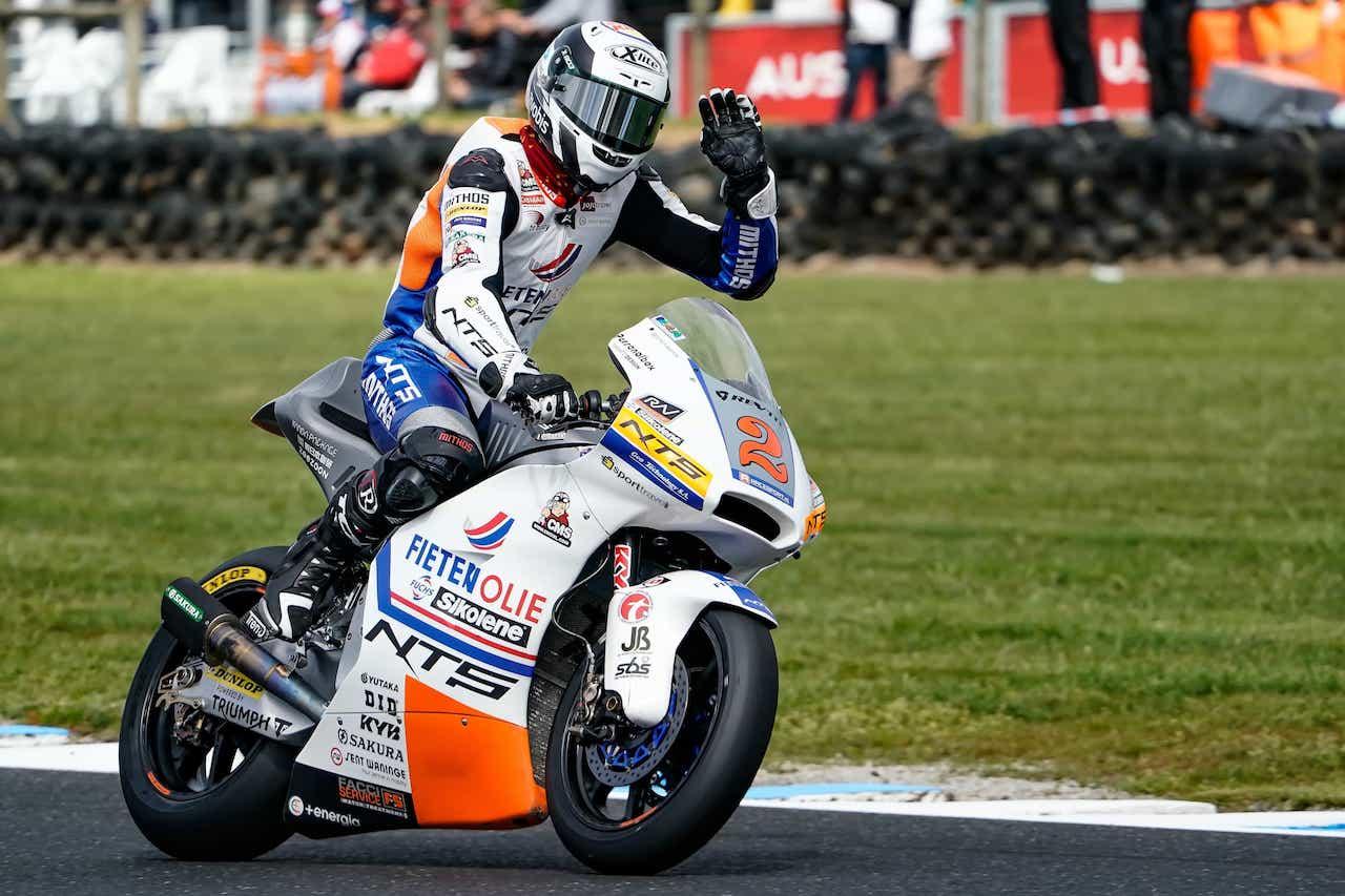 NTS RW Racing GP オーストラリアGP 公式練習 3、公式予選レポート