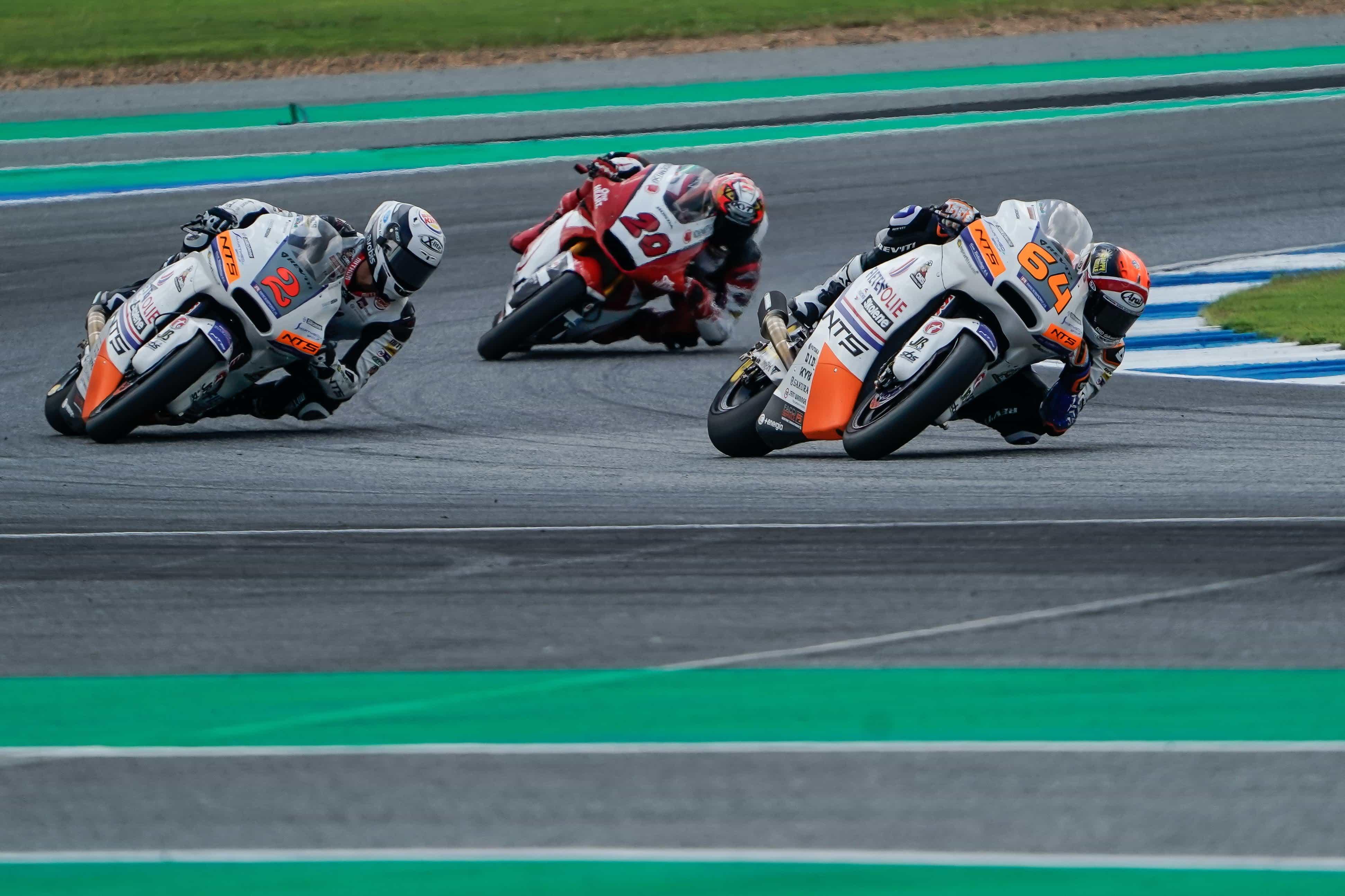 NTS RW Racing GP タイGP決勝レースレポート