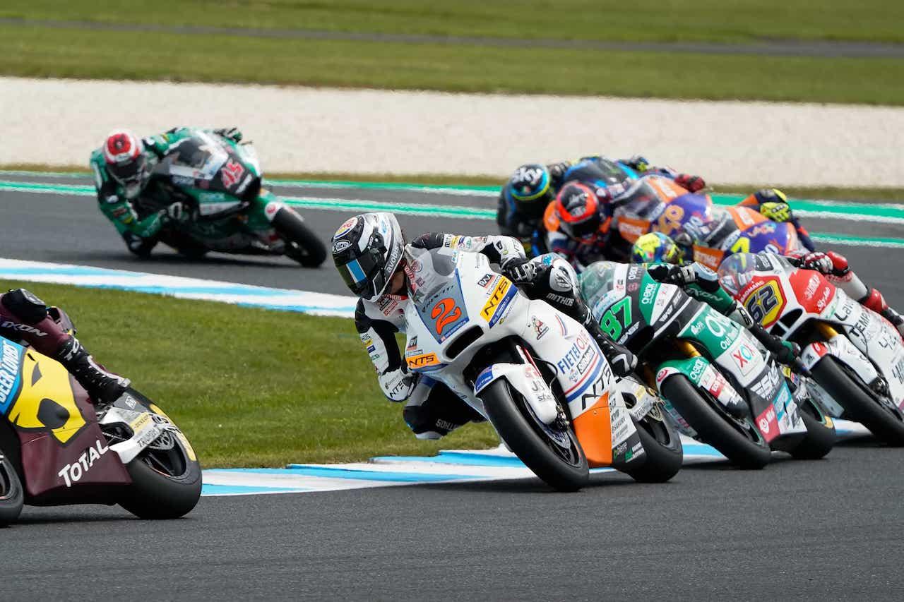 NTS RW Racing GP オーストラリアGP決勝レースレポート
