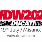 ドゥカティ、World Ducati Week 2020の開催日を発表