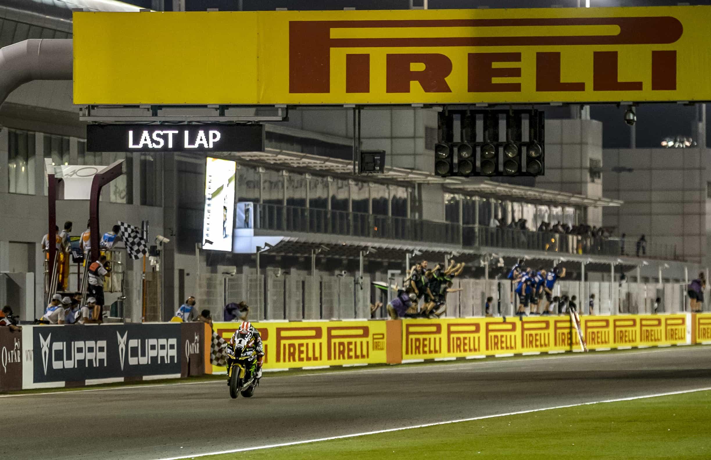 ピレリ(Pirelli)最終戦カタールはスタンダードタイヤを中心に投入