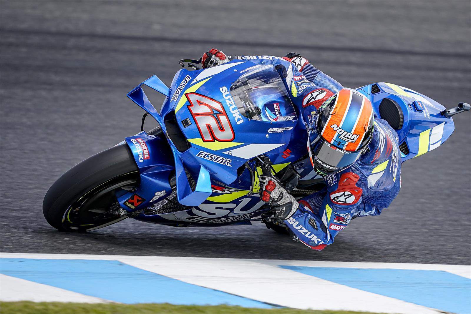 MotoGP2019オーストラリアGP FP2 8位リンス「力強い走りが出来た1日だった」