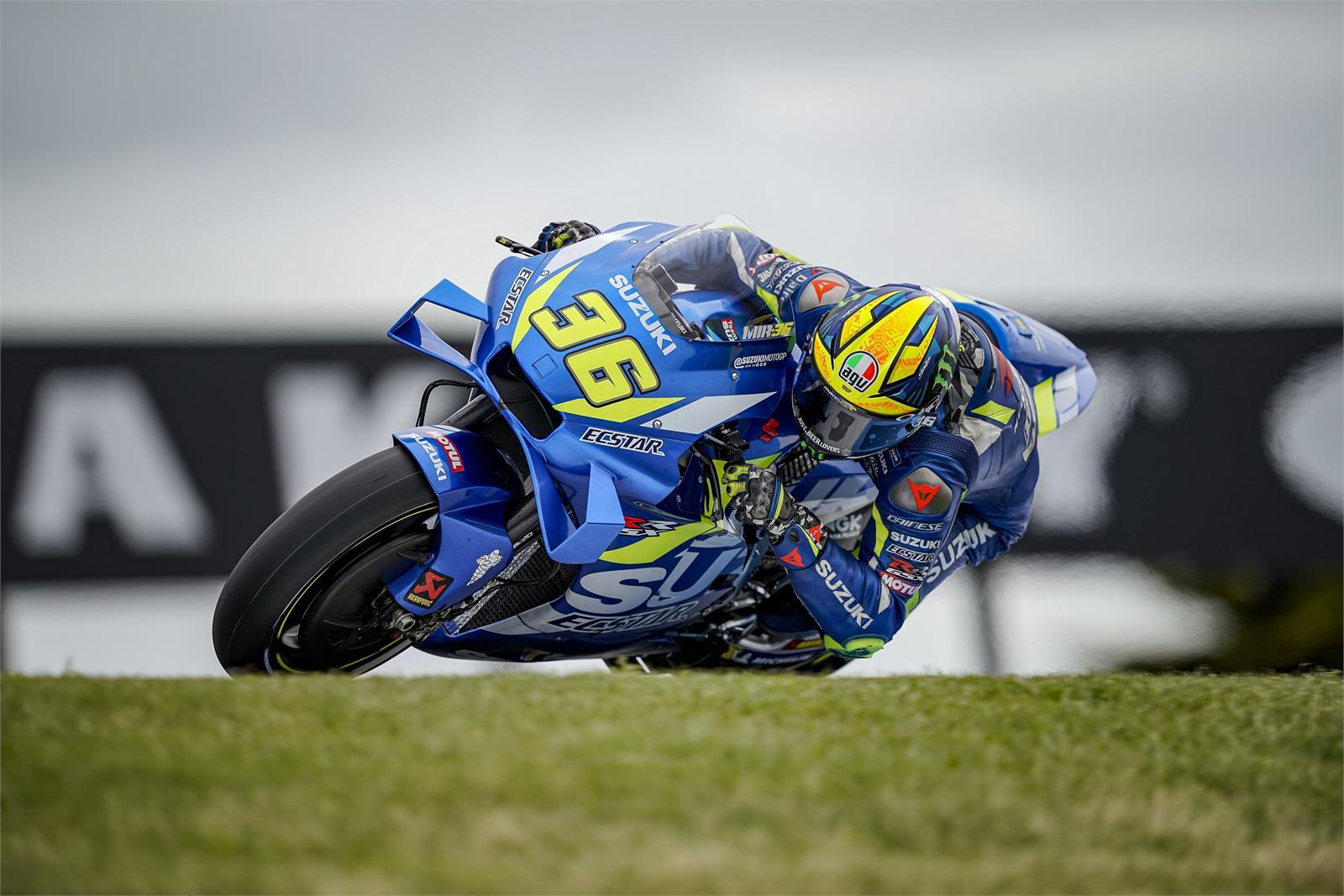 MotoGP2019マレーシアGP ミル「初表彰台はマレーシアで獲得出来るかも」