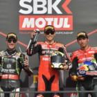 ピレリ(Pirelli)サンファン・ビリクムのレース1でバウティスタが優勝/ラージサイズスタンダードタイヤが人気となる