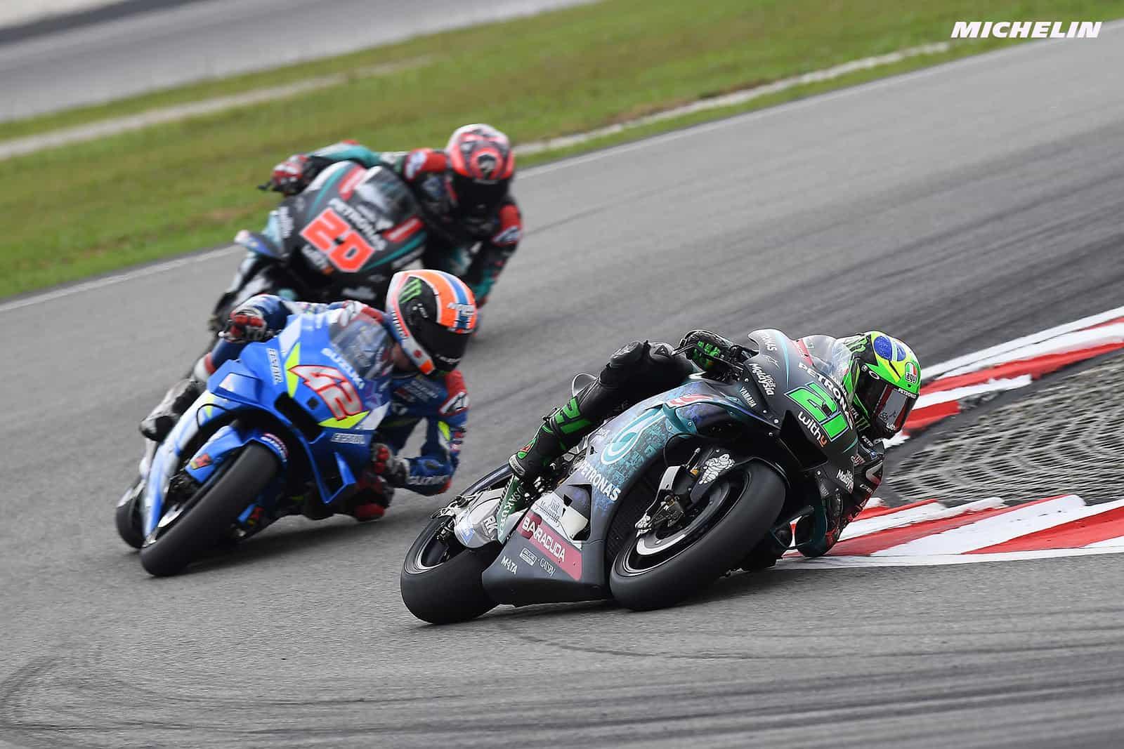 MotoGP2019マレーシアGP 6位フランコ・モルビデッリ「最終戦で表彰台を狙っていく」