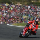 バレンシアGP 予選9位ペトルッチ「レースに向けて改善のアイディアはある」