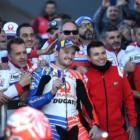 バレンシアGP 予選3位ミラー「いかにDucatiのセッティングをするかの理解が深まっている」