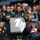 バレンシアGP 予選1位クアルタラロ「ヤマハでのレース戦略はいつも同じ、序盤から飛ばすこと」