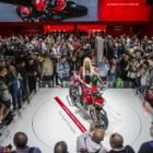 DucatiストリートファイターV4 EICMAで「来場者が選ぶ最も美しいバイク」となる