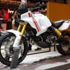 Ducati EICMAでスクランブラーベースのコンセプトモデル「Motard」「デザートX」を発表