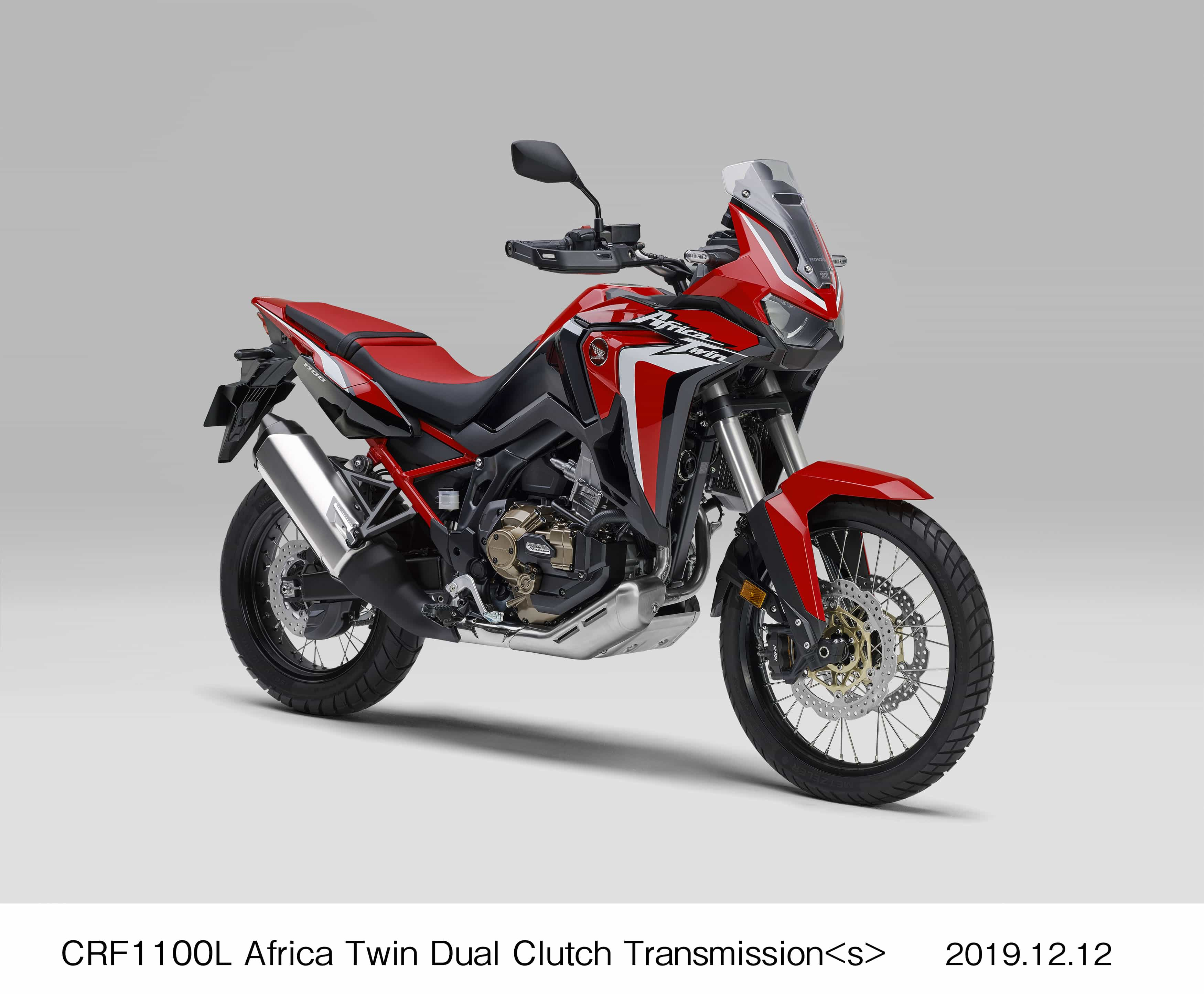 ホンダ CRF1100L Africa Twin/CRF1100L Africa Twin Adventure Sports ESを受注期間限定で発売