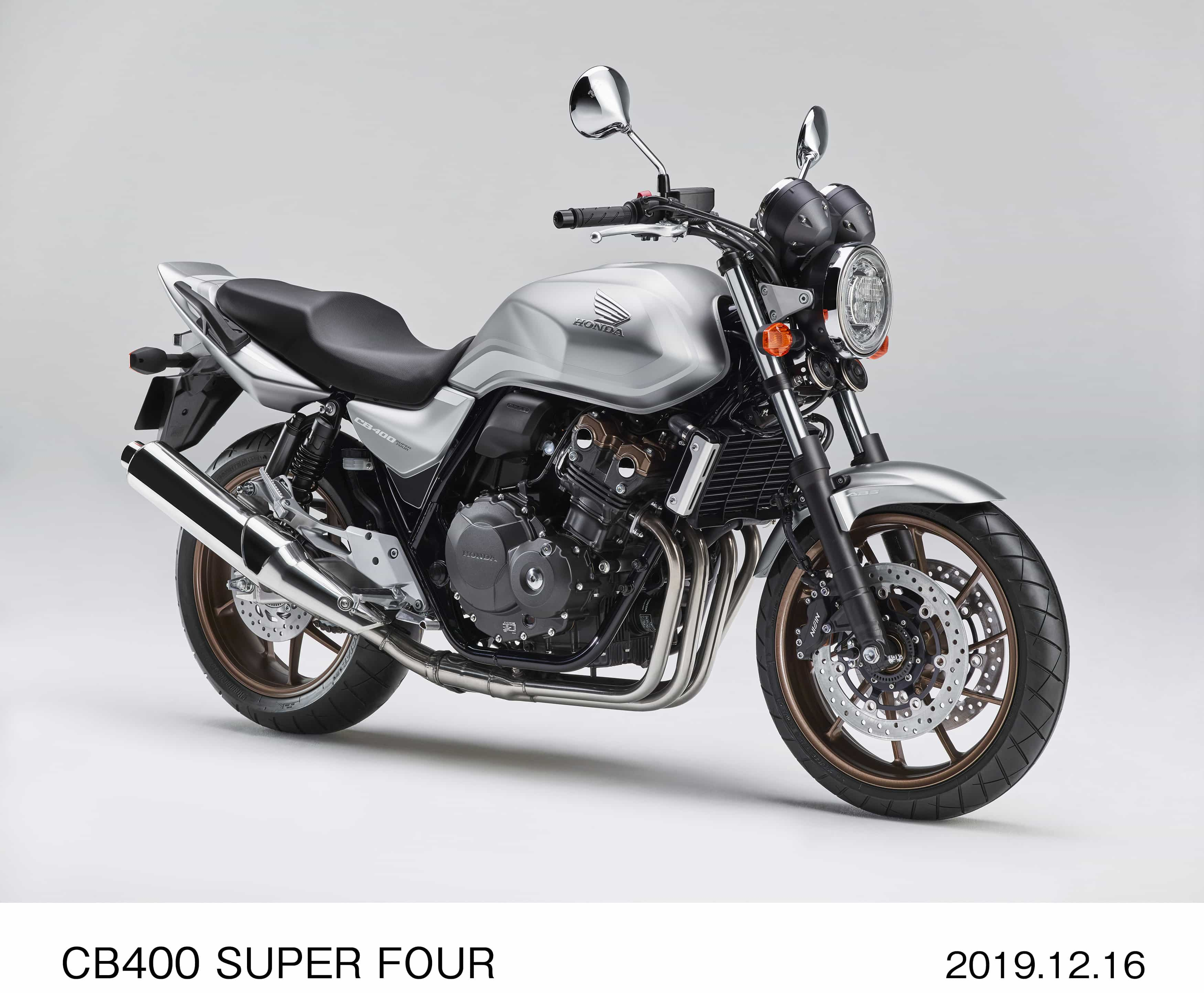 CB400 SUPER FOUR