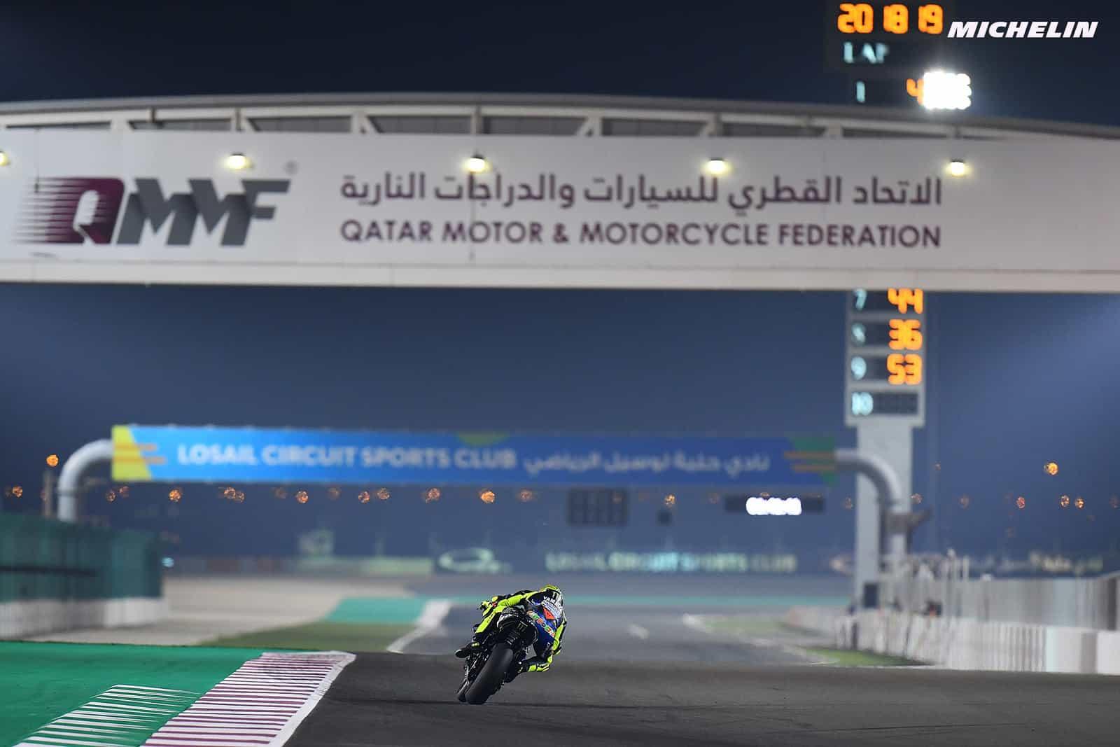 写真で振り返るMotoGP2019年シーズン カタールテスト