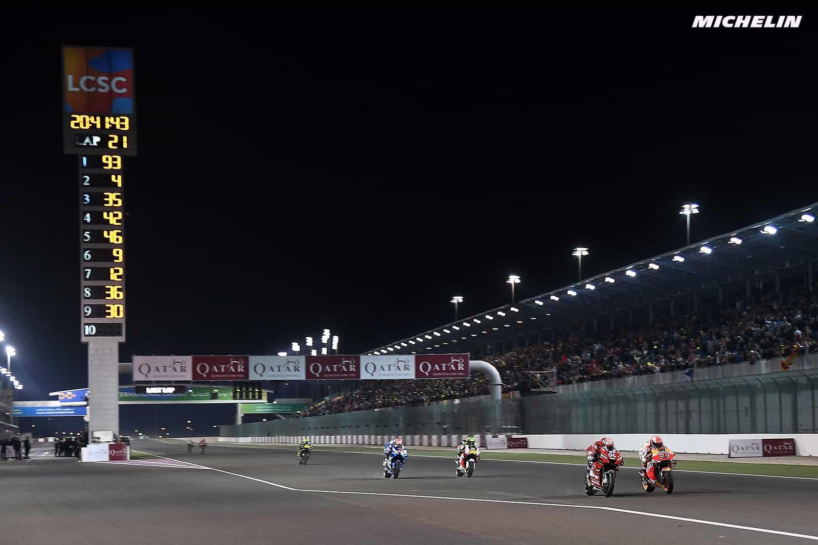 MotoGP2021 セパンテストの代替開催なし、シェイクダウンはカタールで3月に開催