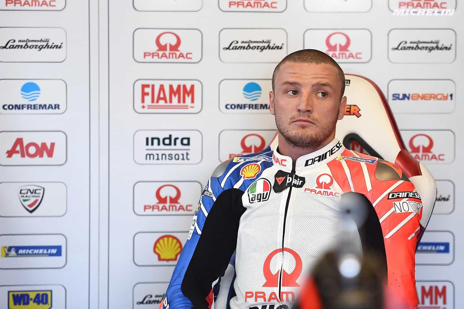 Ducatiダヴィデ・タルドッツィ「ジャックをファクトリー加入させることを考えている」