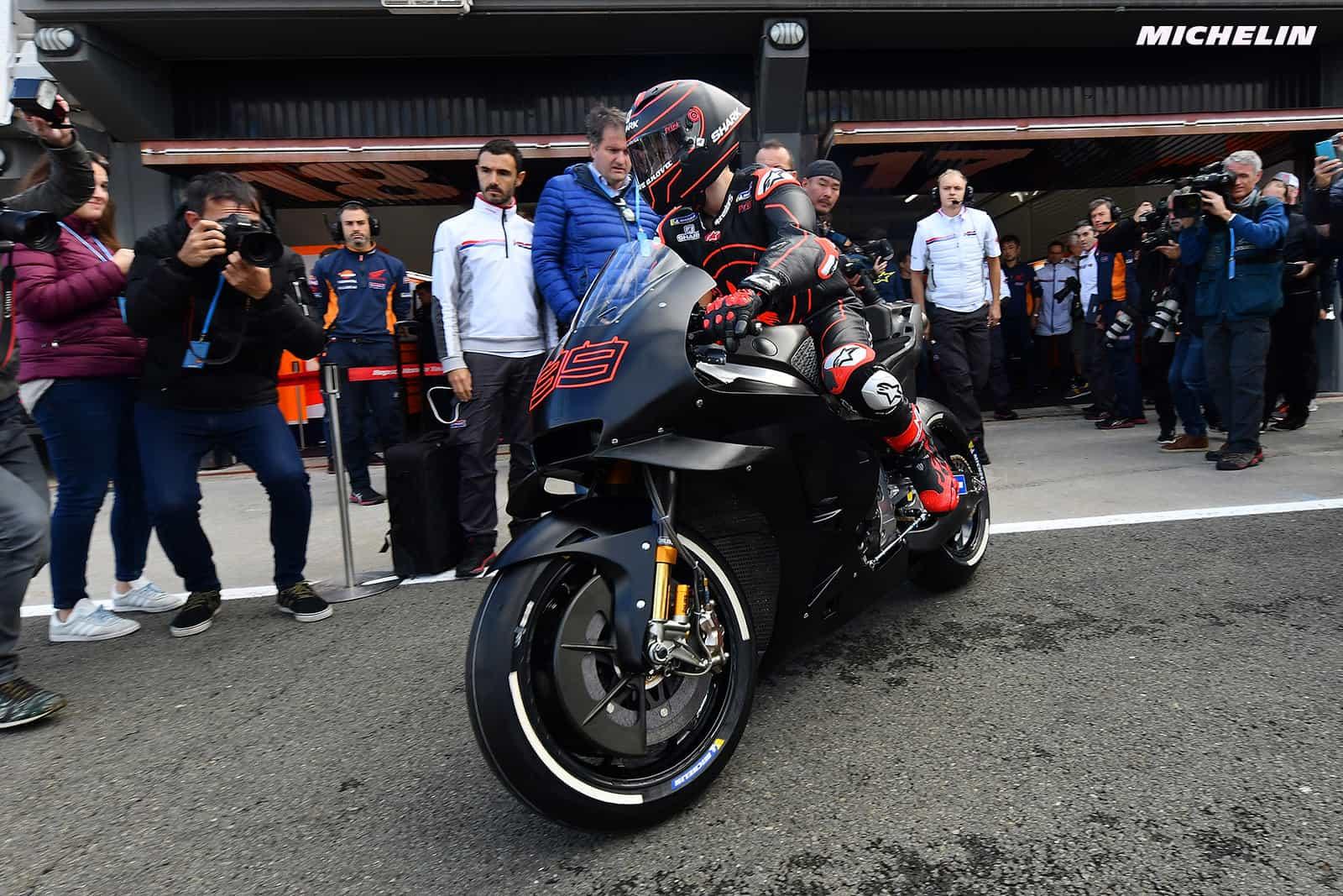 写真で振り返るMotoGP2019年シーズン バレンシアテスト