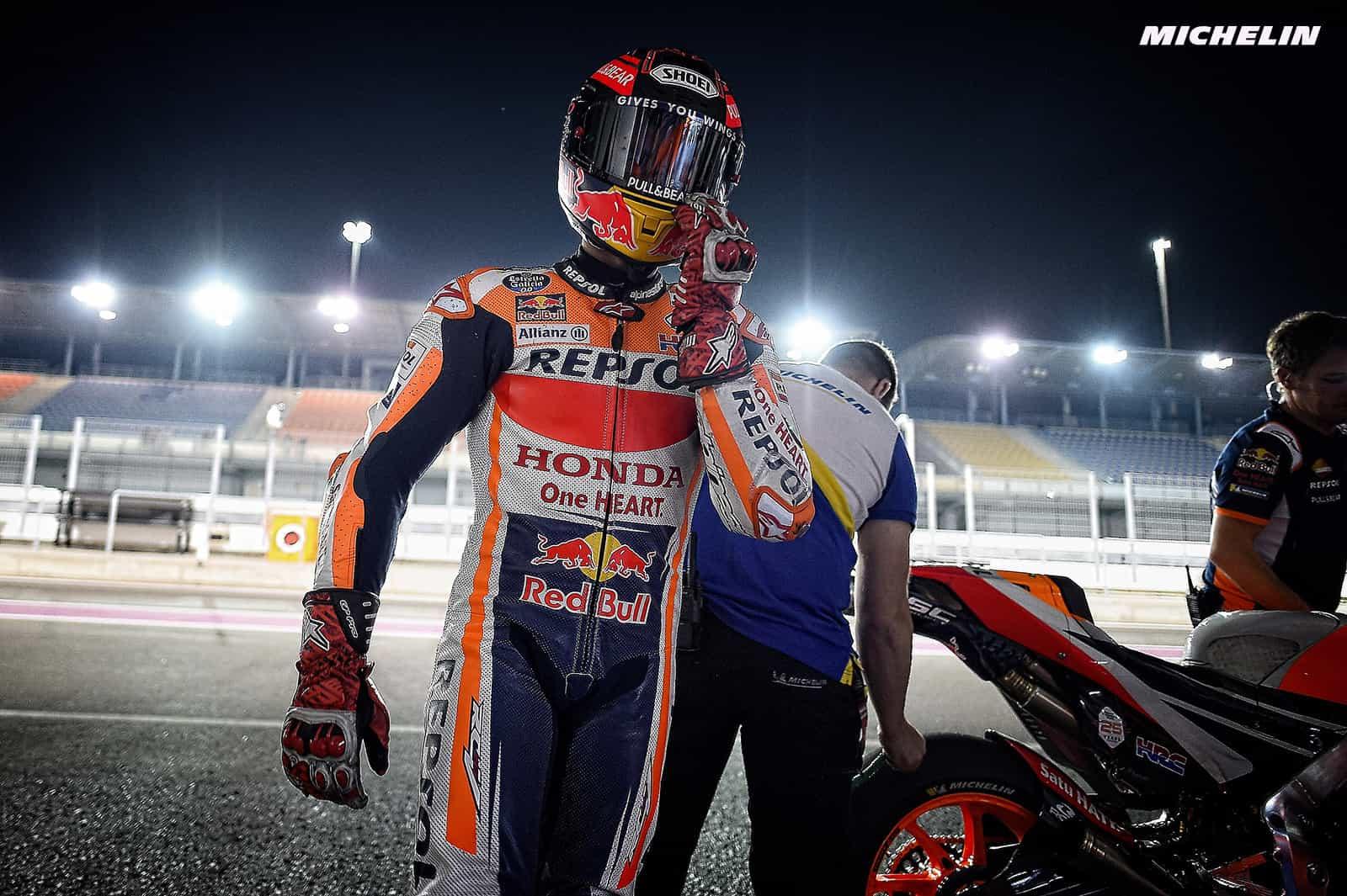 マルク・マルケス「どんなレースでもライダーである限り勝ちたい」