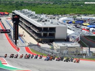 写真で振り返るMotoGP2019年シーズン 第3戦アメリカGP