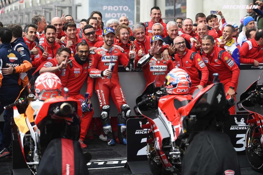写真で振り返るMotoGP2019年シーズン 第5戦フランスGP