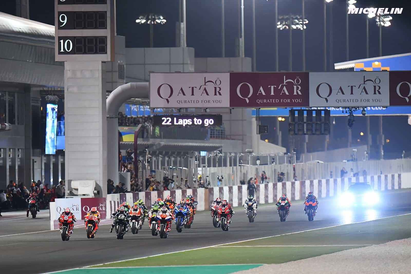 MotoGP2021 3月開催に向けて実施される医療プロトコル