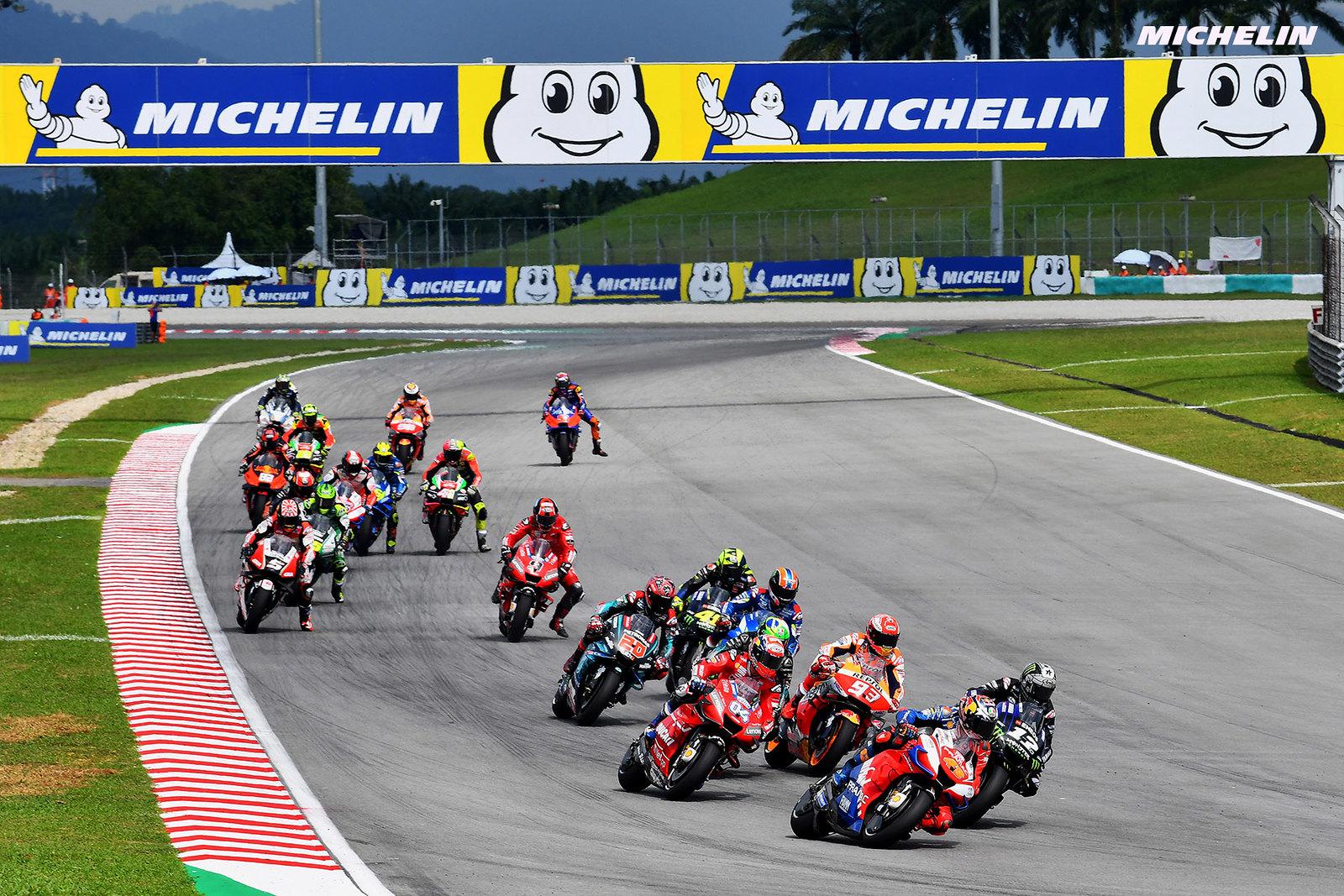 MotoGP 2020年のライダーラインナップ