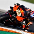 KTM ブラッド・ビンダー「MotoGPバイクはとてつもない化け物」