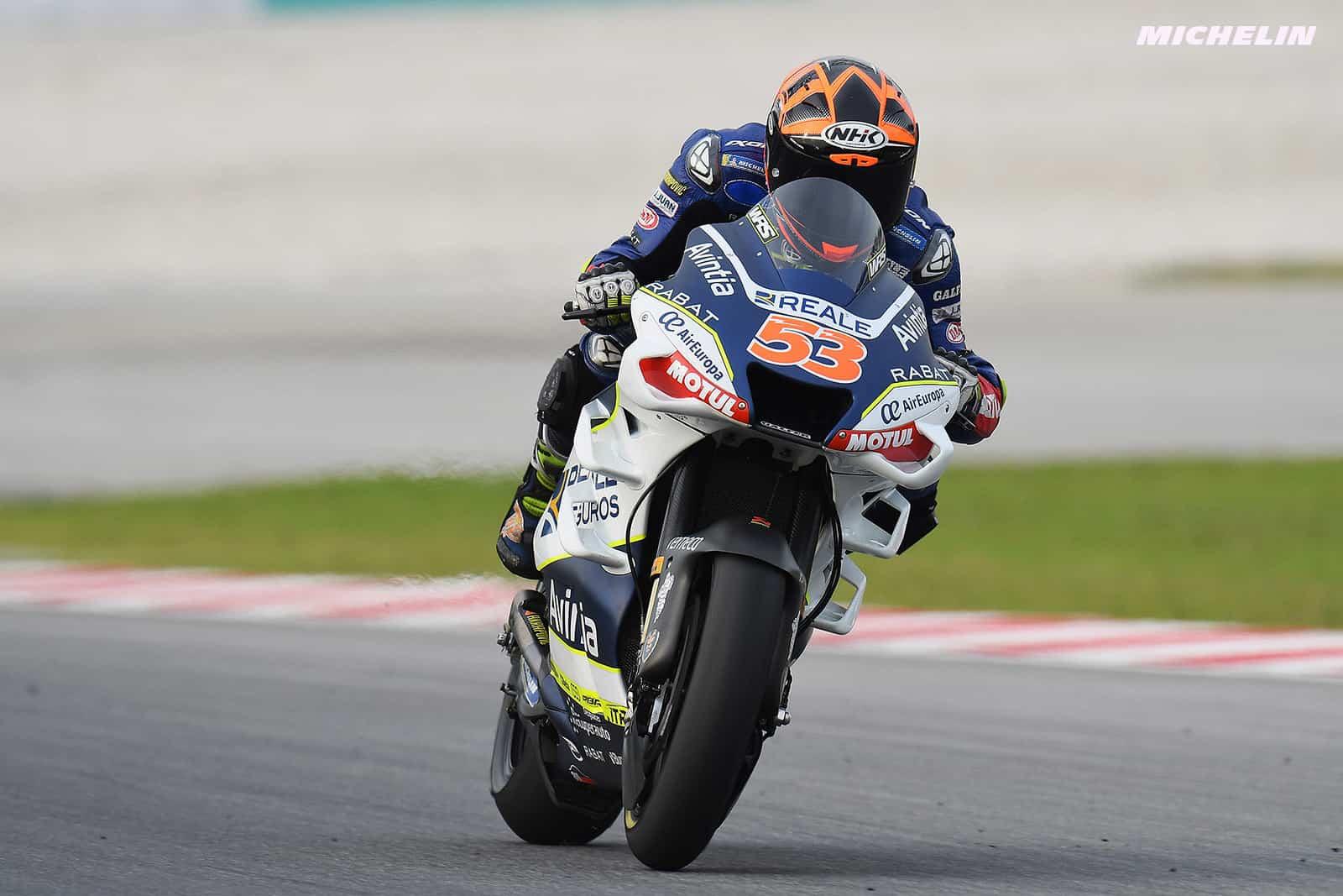 ティト・ラバト「Ducatiからのサポートはザルコ同様に手厚い」
