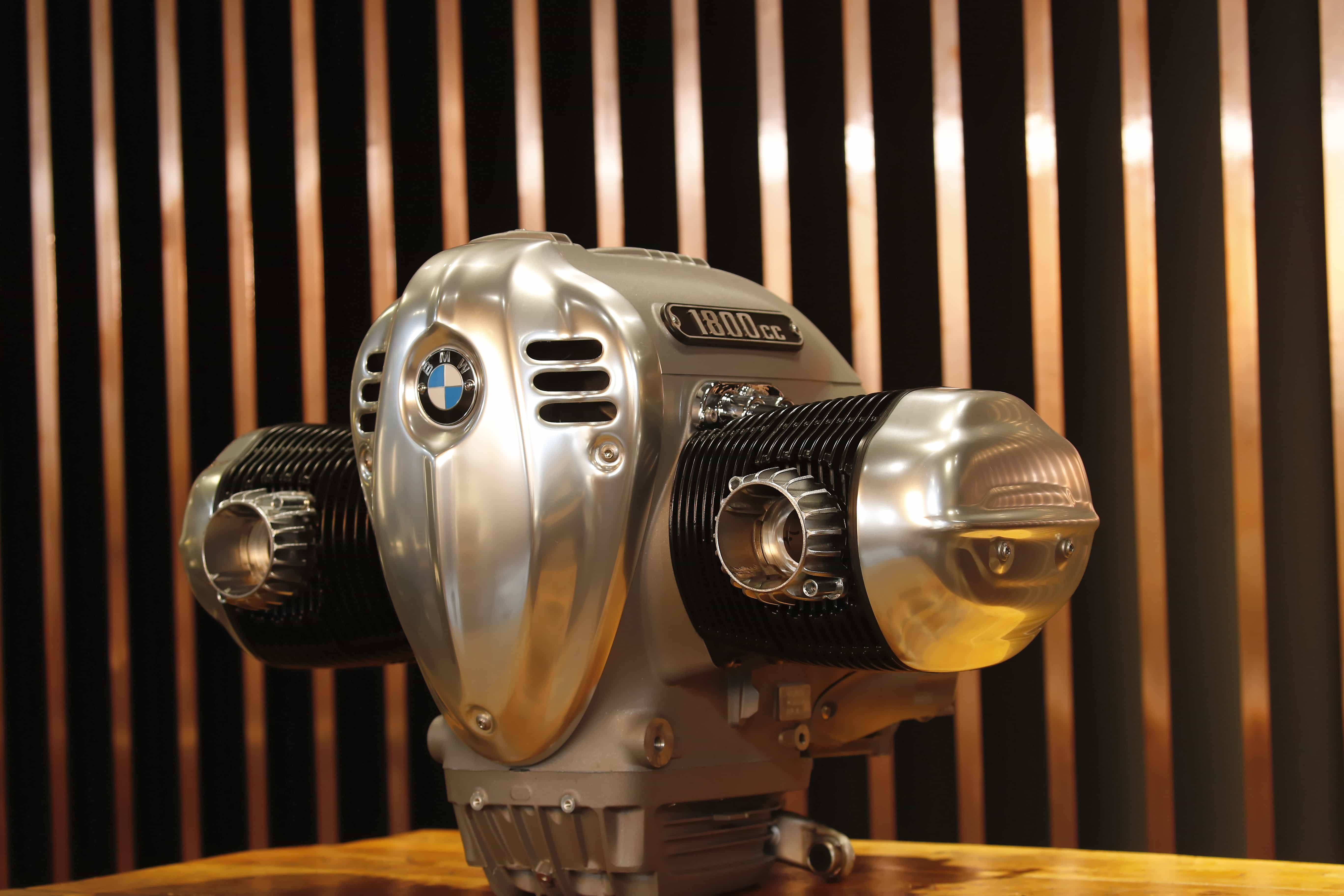 "BMW Motorrad Concept R 18に搭載された""Big Boxer""の詳細を公開"