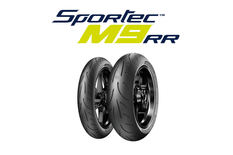 METZELER(メッツラー) SPORTECTM™ M9 RRを発表