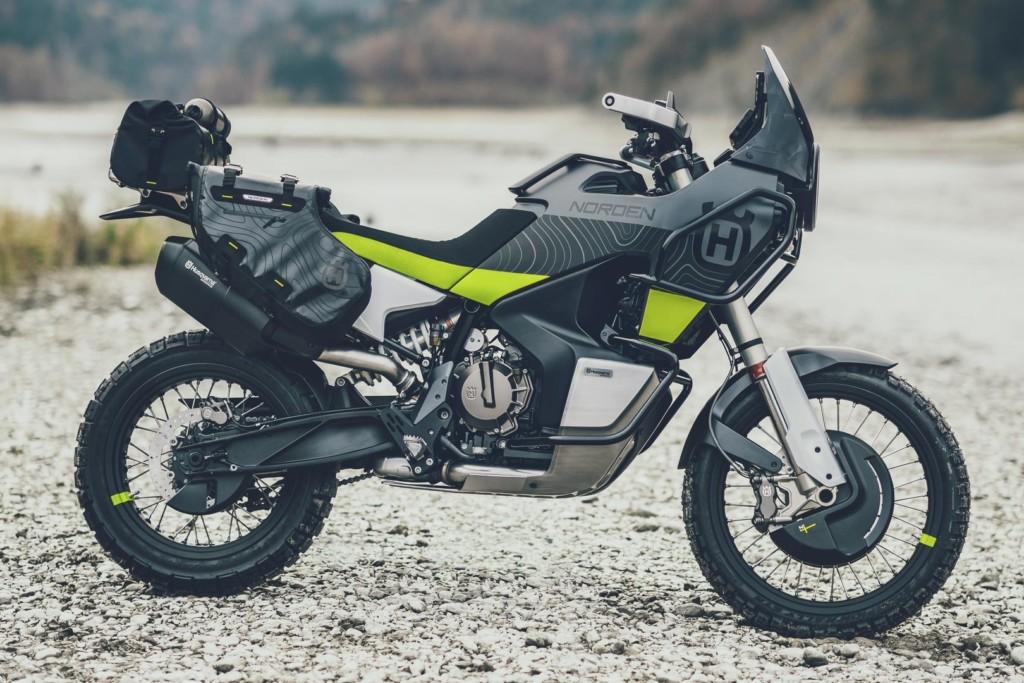 Husqvarna(ハスクバーナ) 2021年モデルとしてNorden 901を生産へ