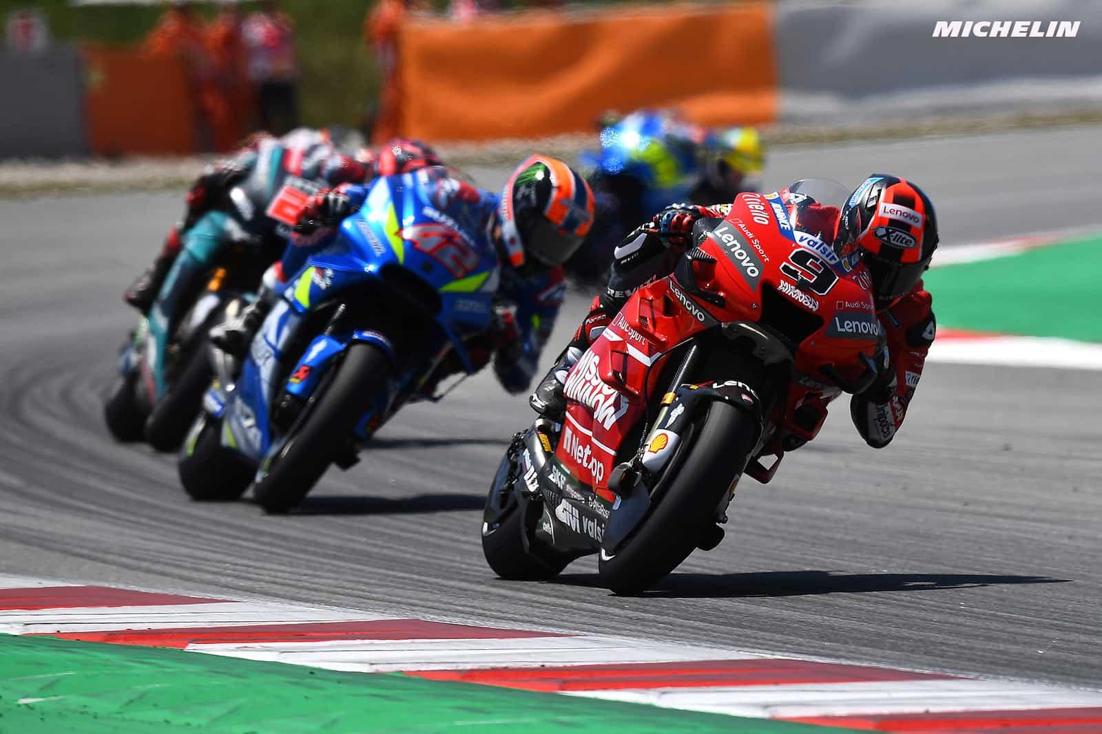 MotoGPと人工知能 速いバイクづくりに欠かせないデータ分析を機械が担当