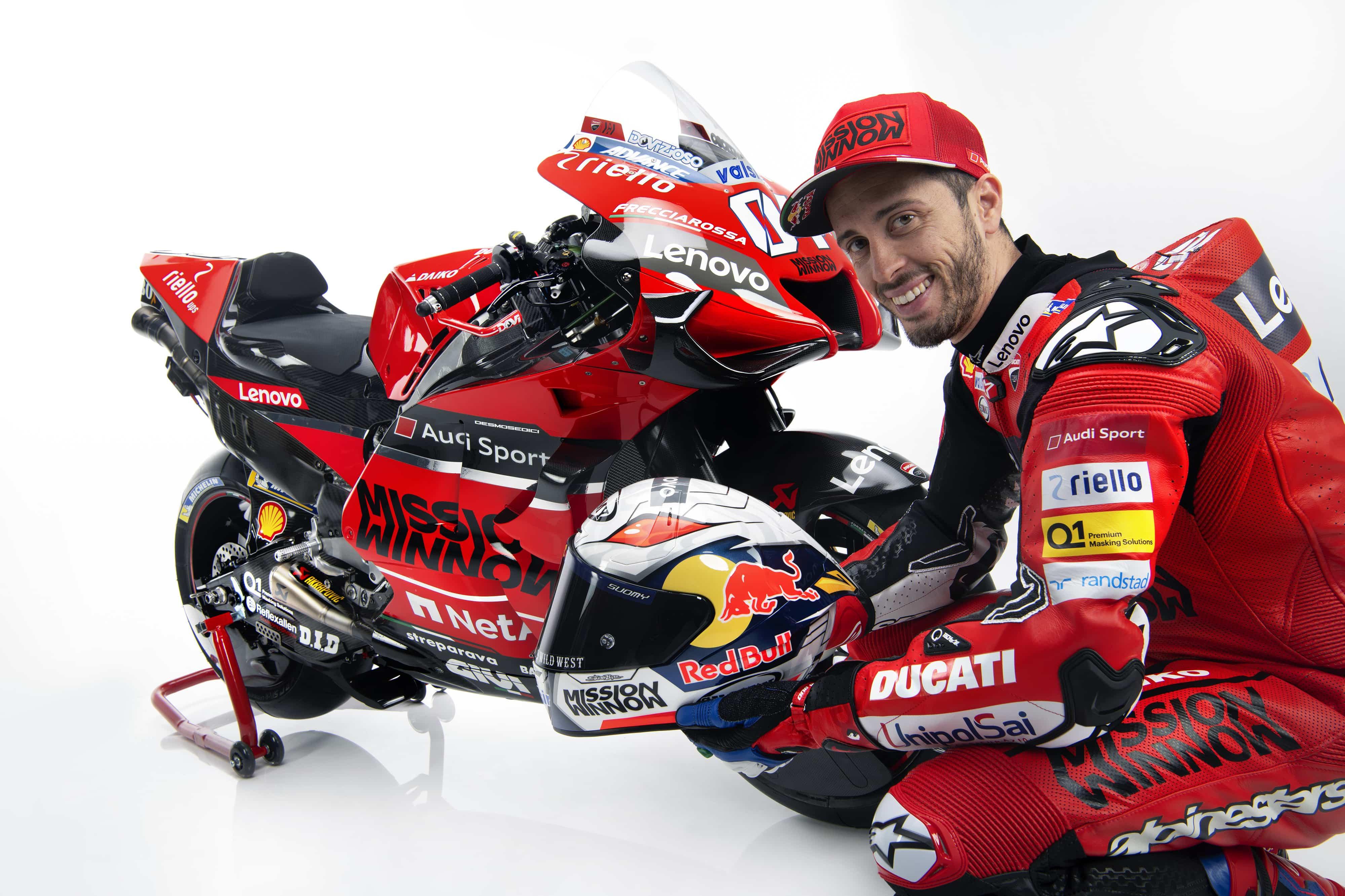 Mission Winnow Ducati Team 2020年のチーム体制を発表