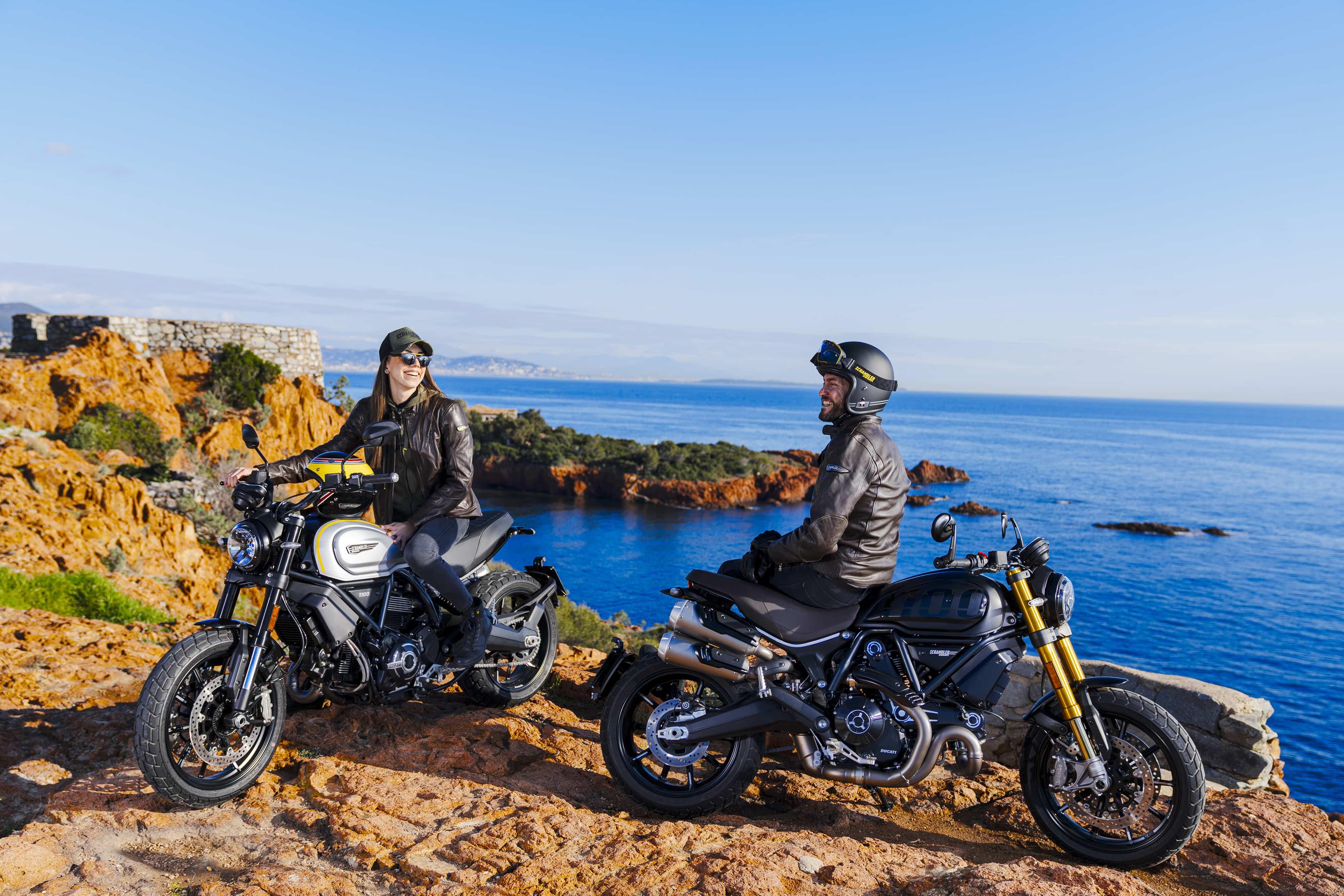 Ducati スクランブラー1100PROと1100スポーツPROを発表