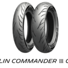 ミシュラン(MICHELIN) 2020年春よりMICHELIN COMMANDER Ⅲ(ミシュラン シティー コマンダーIII)2タイプを発売