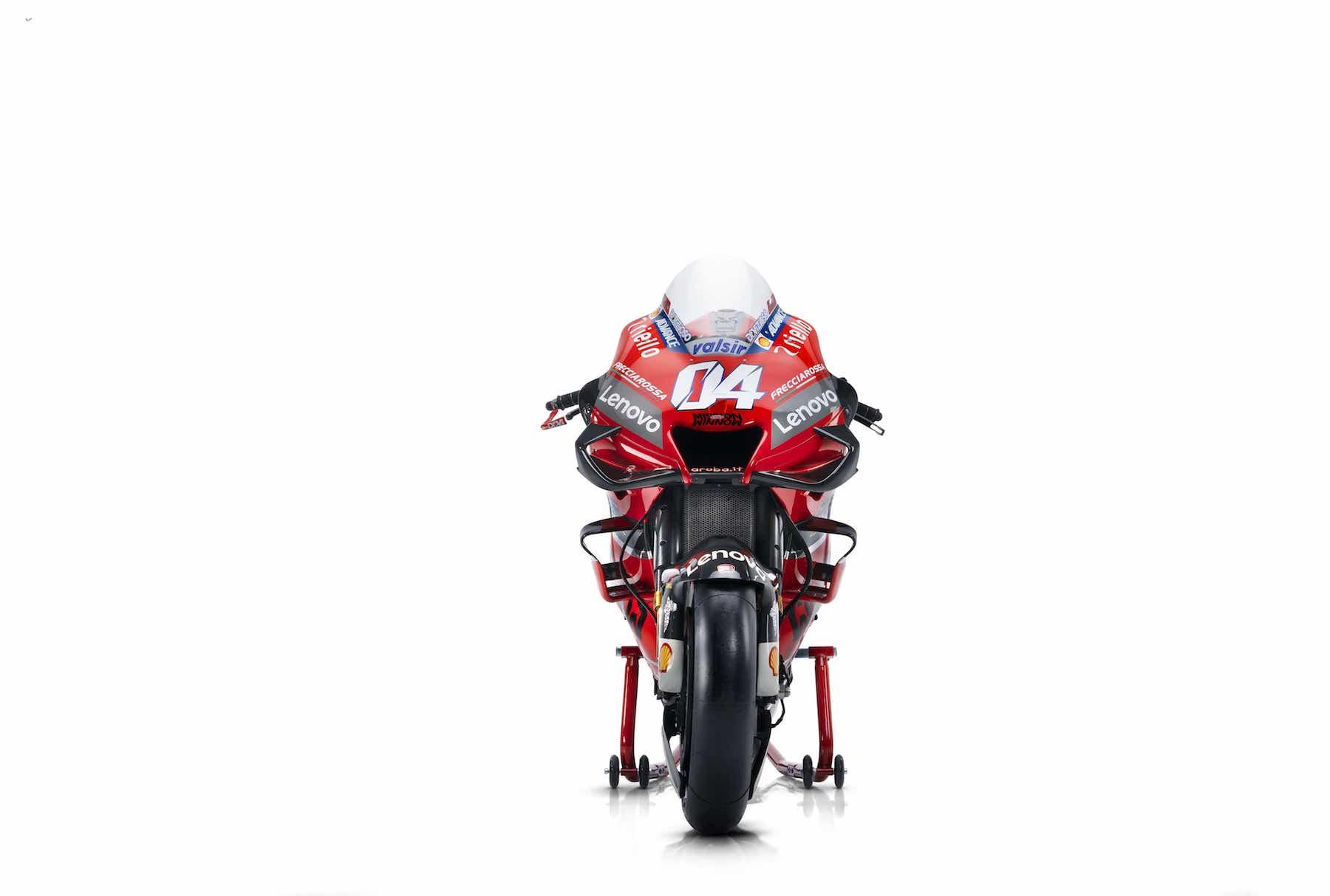 Mission Winnow Ducati Team 2020年のライダー、バイクギャラリー