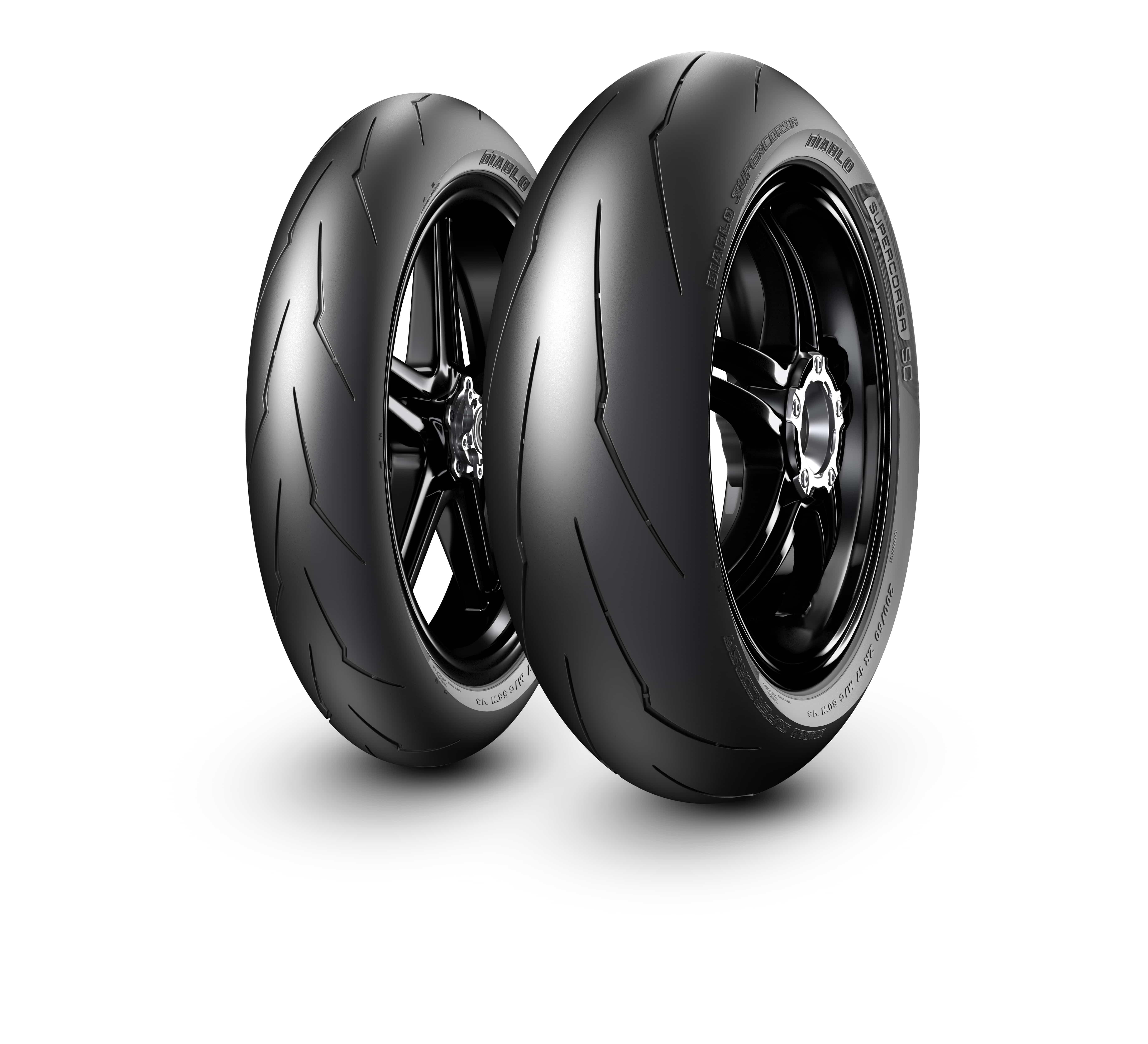 ピレリ(Pirelli)2020年にレース用タイヤのラインナップを拡大