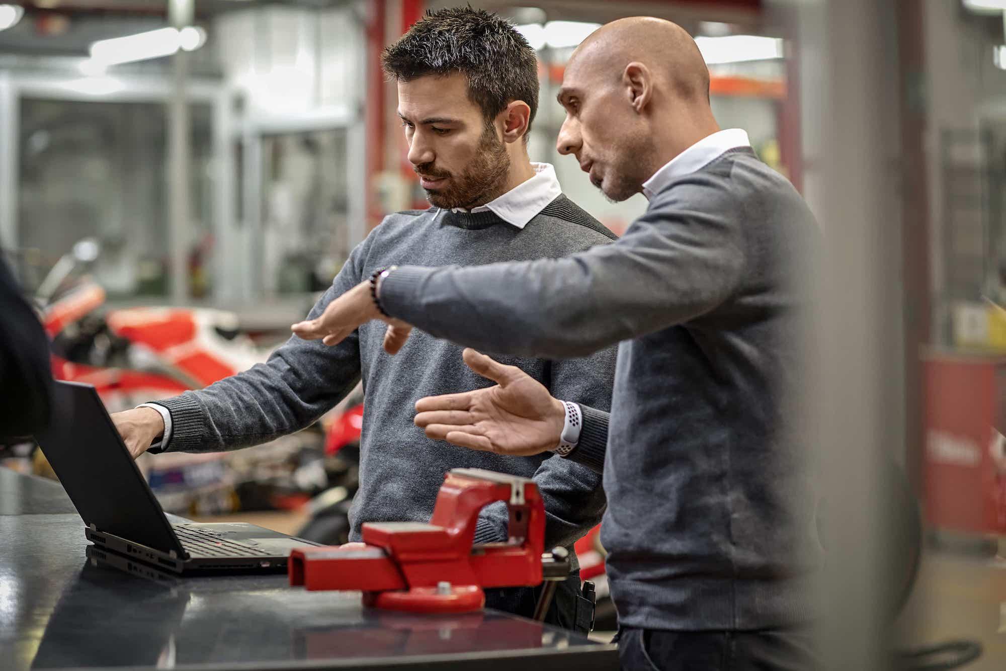 Ducati 生産ライン停止を25日まで延長
