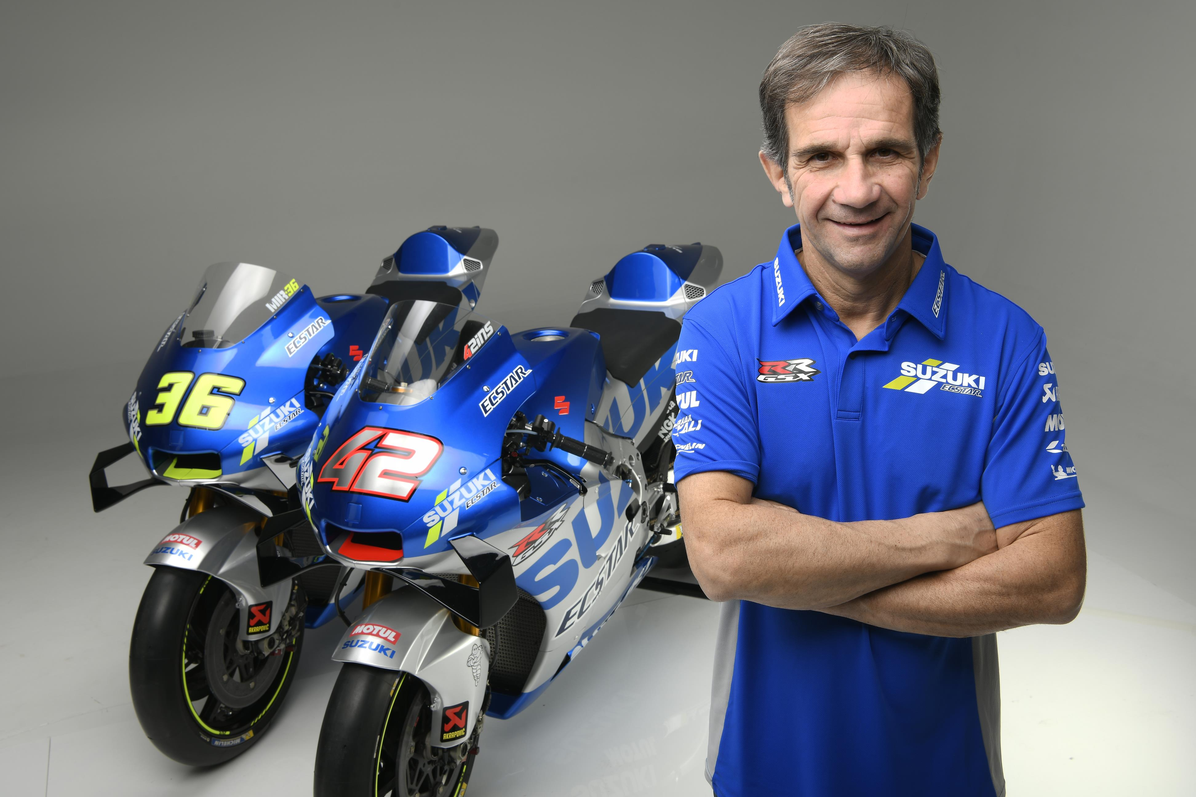 ダヴィデ・ブリビオ「チャンピオンシップが短くとも、トップ争いするライダーは同じ」