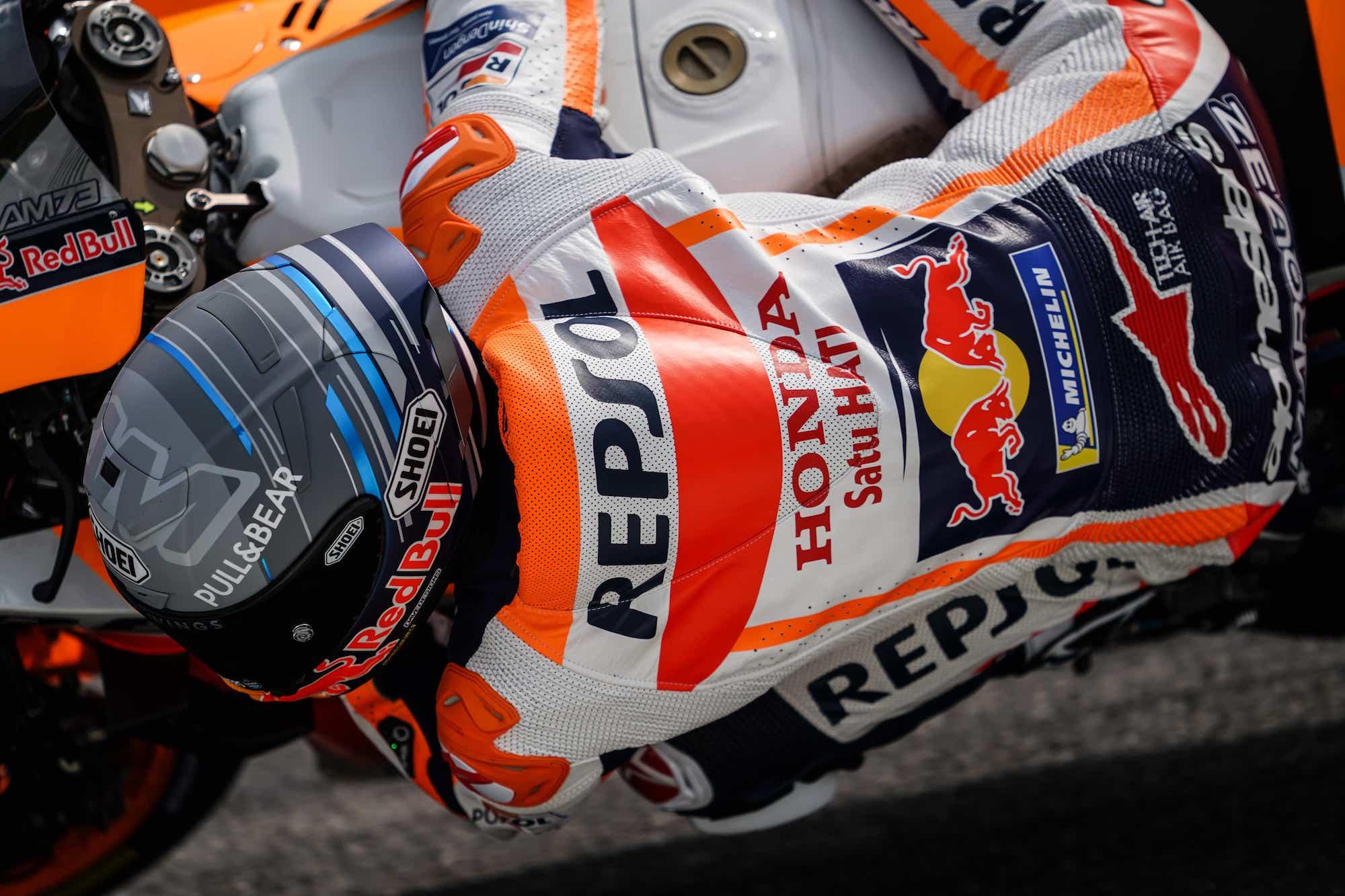 MotoGPセパンテスト2日目 タイヤの理解を深めたアレックス、マルクは転倒するも怪我はなし