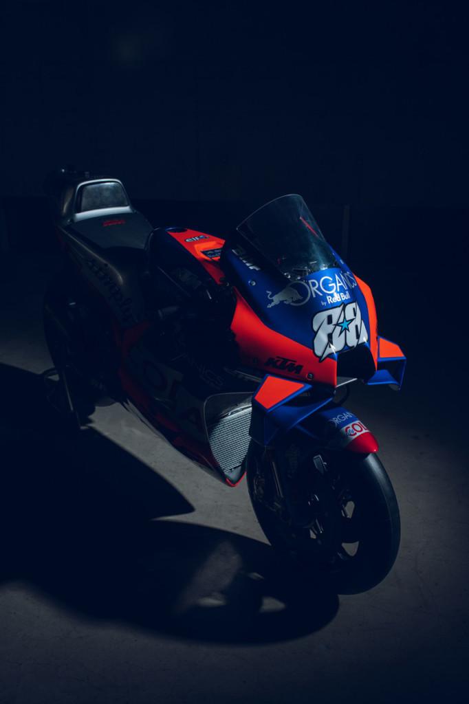 Red Bull KTM Tech 3 2020年型RC16ギャラリー