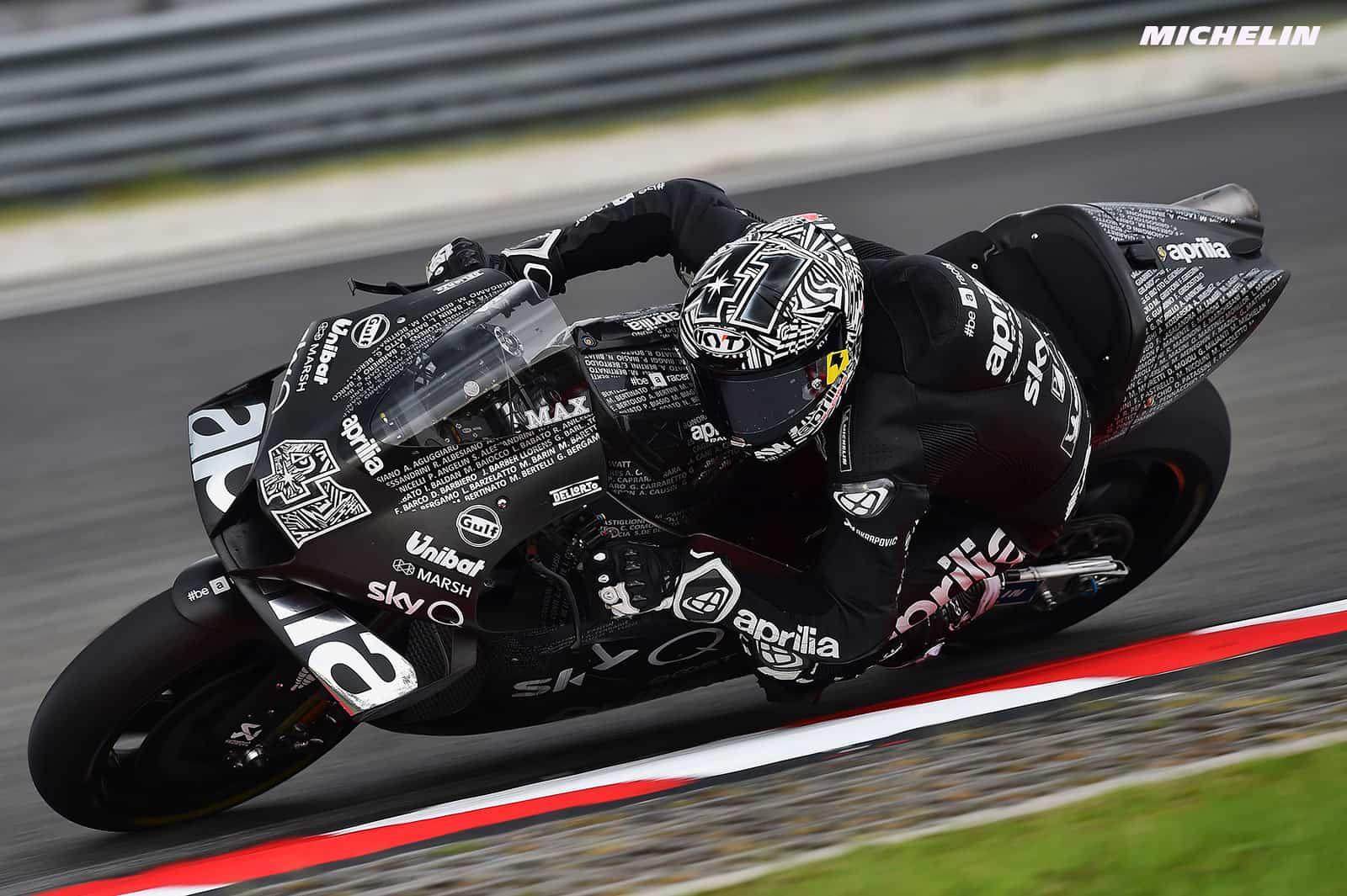 MotoGP2020 ミサノ・サーキットでのプライベートテストが終了