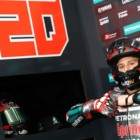 カタールテスト3日目 4位ファビオ・クアルタラロ「レースウィークでは予選タイムを改善したい」