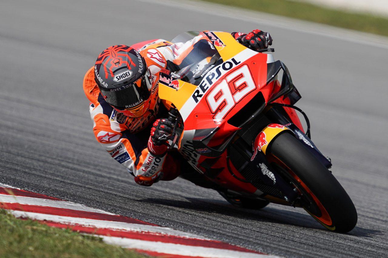 MotoGPバーチャルレース3 マルク・マルケス「他の選手のミスから離れてレースすることが必要」