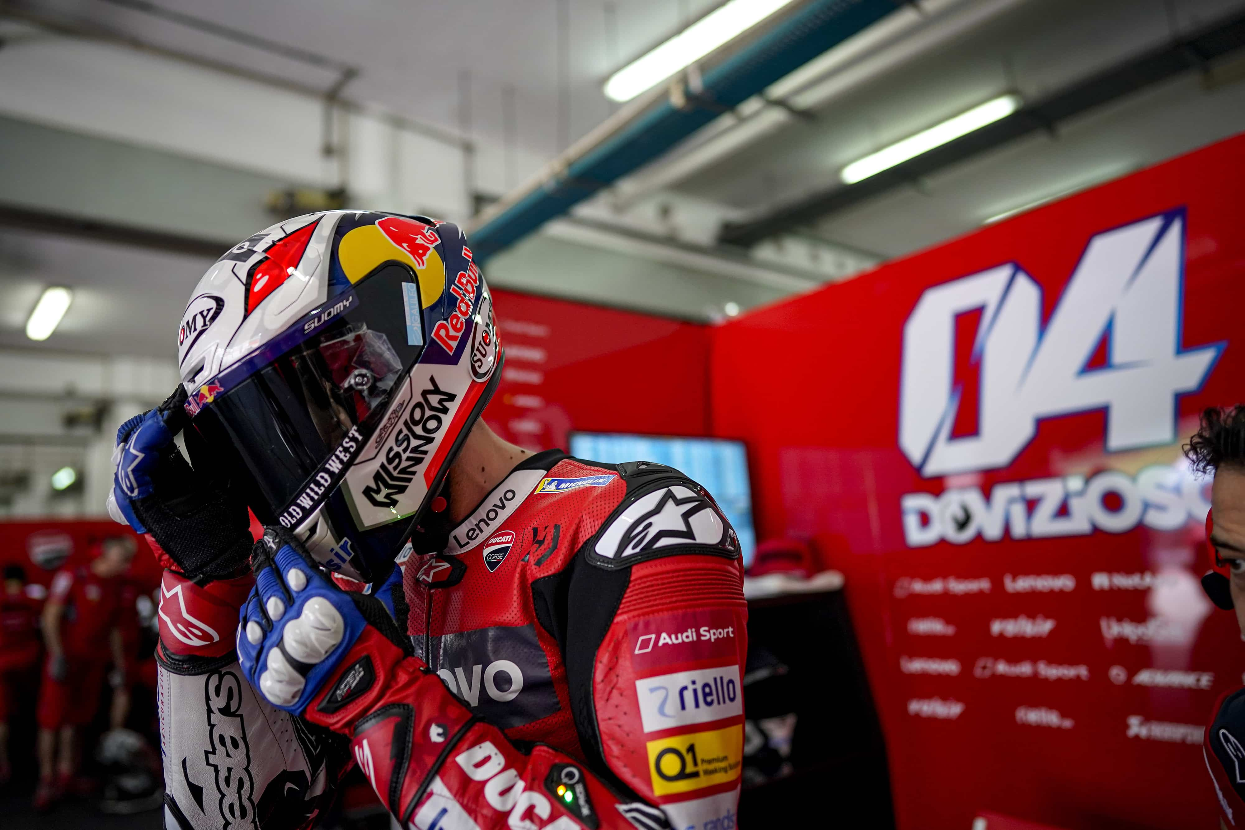 ドヴィツィオーゾ マネージャー シモーネ・バティステッラ「Ducatiはドヴィツィオーゾとの契約更新を望んでいる」
